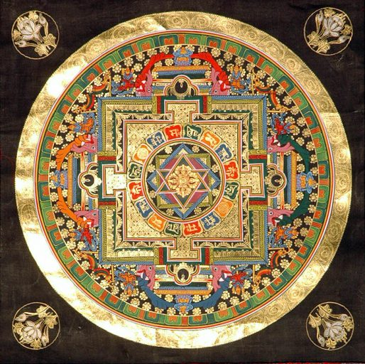 Vishva Vajra Mandala
