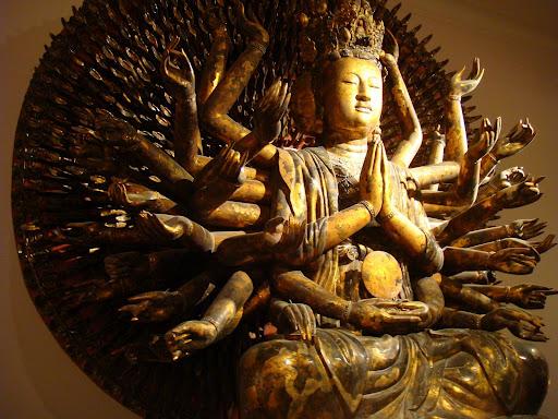 Bodhisattva Avelokiteshvara