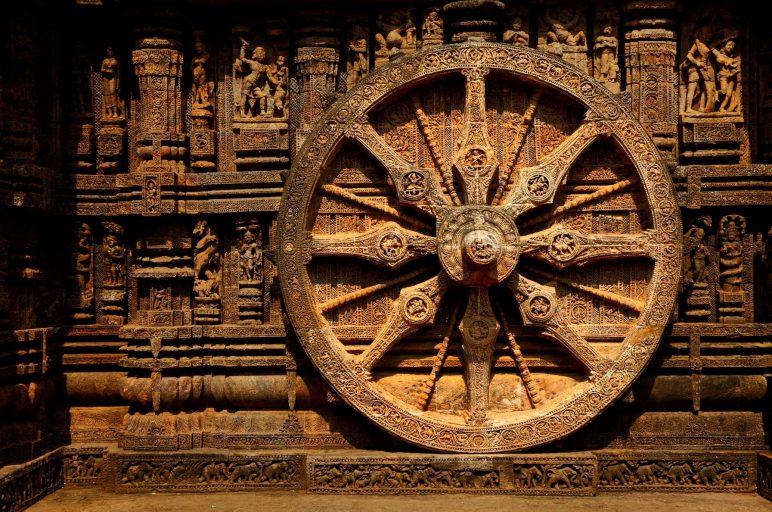 8 Dharma Wheel