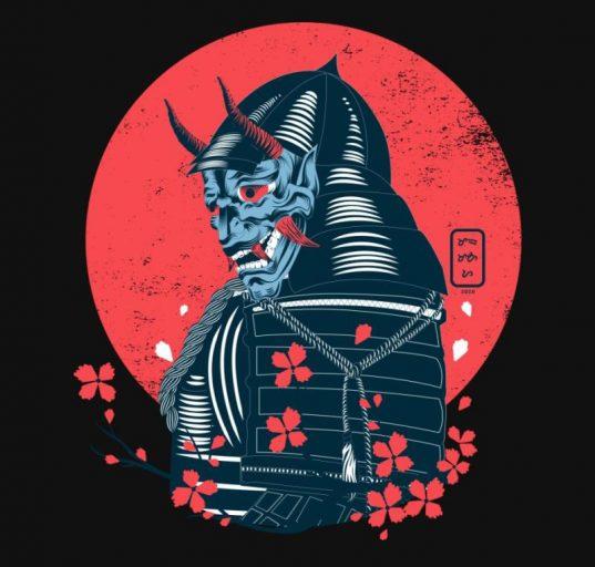 Samurai - Vampdearie-