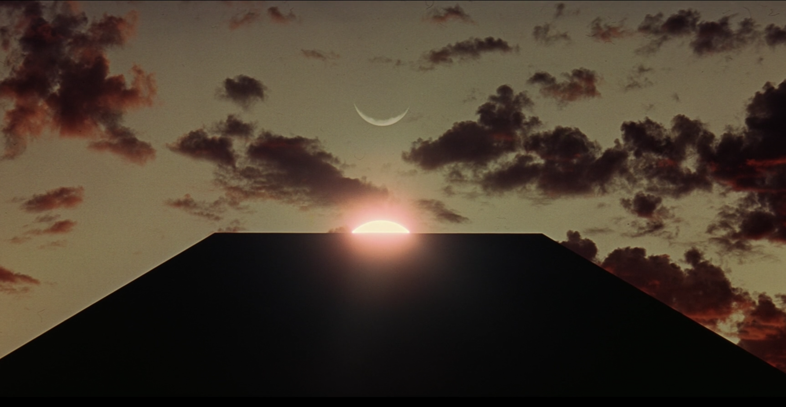 Kubrick - Monolith - 2001 Space Odyssey